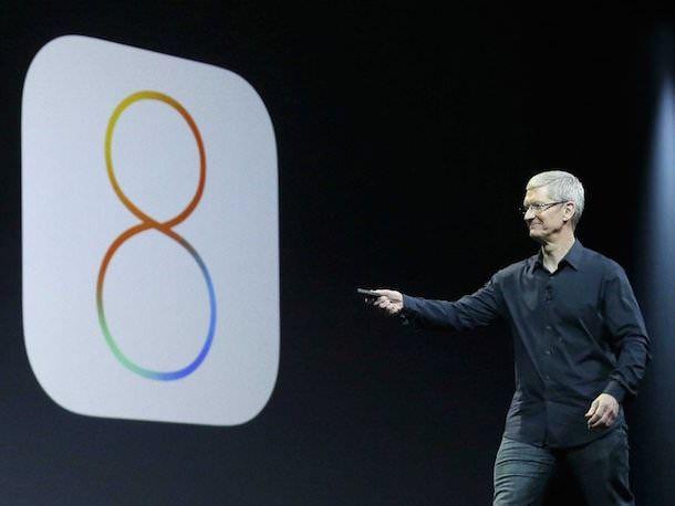 iOS - обновление ПО для актуальных девайсов будет всегда