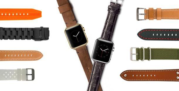 Adappt, аксессуары, Apple Watch
