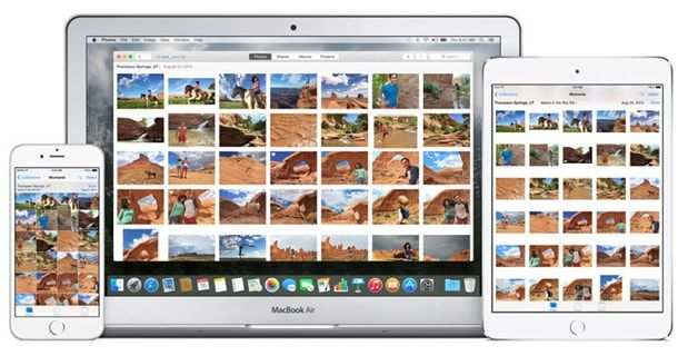 Apple, Фото, OS X