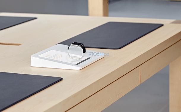 Apple Store, Apple Watch, умные часы