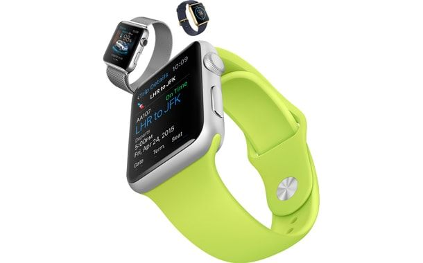 Apple Watch, умные часы