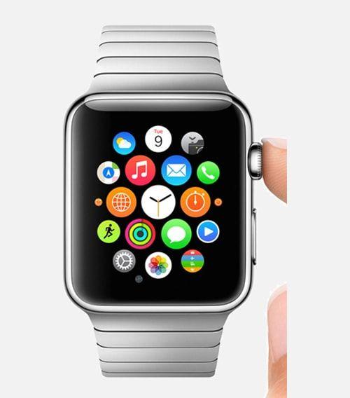 Apple Watch, особенности