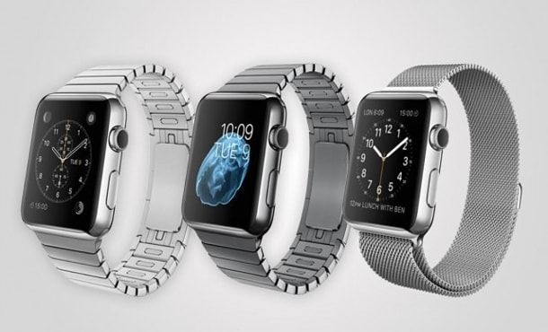 Apple Watch, магазин в магазине