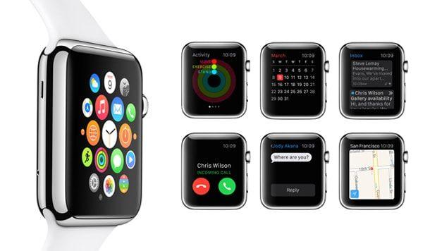 приложения для Apple Watch, умные часы