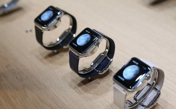 Apple Watch, умные часы, видео