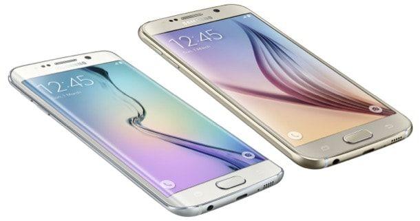 Galaxy S6 4k видео