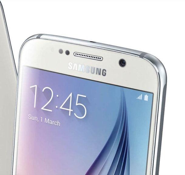 Galaxy S6 ИК-датчик