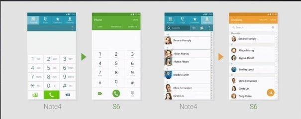 Galaxy S6 софт
