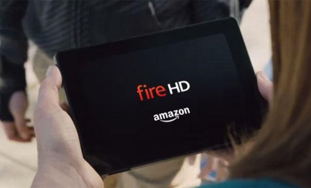 Amazon, Kindle Fire HD, iPad mini 3