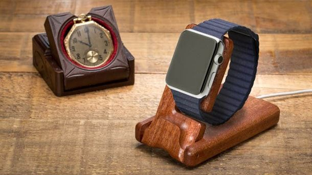 Luxury Pocket Stand, аксессуары для Apple Watch
