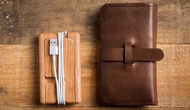 Luxury Travel Kit, аксессуары для Apple Watch