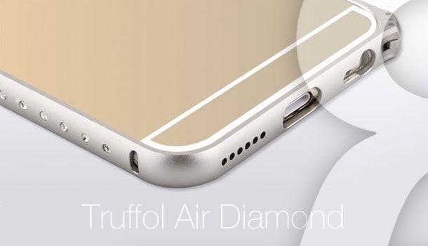 Truffol Air Diamond - бампер для iPhone 6