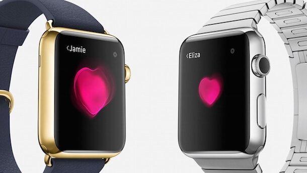 Отправка пульса на Apple Watch