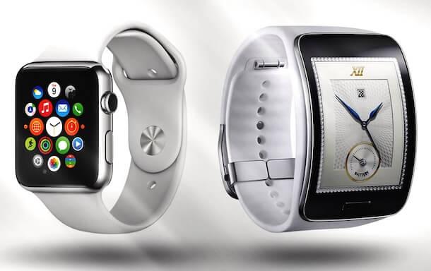 apple watch samsung gear s