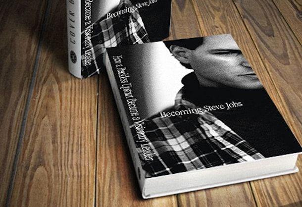 Книга о Стиве Джобсе