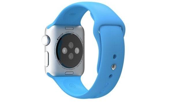 спортивный ремешок для Apple Watch