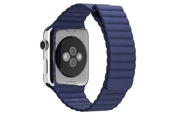 кожаный ремешок для Apple Watch