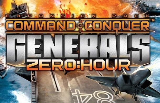 Command & Conquer: Generals Deluxe Edition для Mac