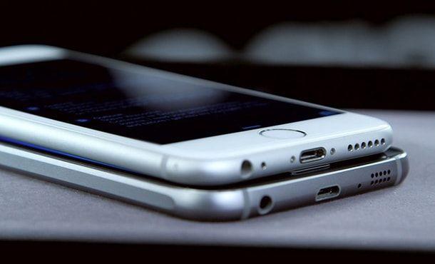 Galaxy s6, iPhone 6, сравнение
