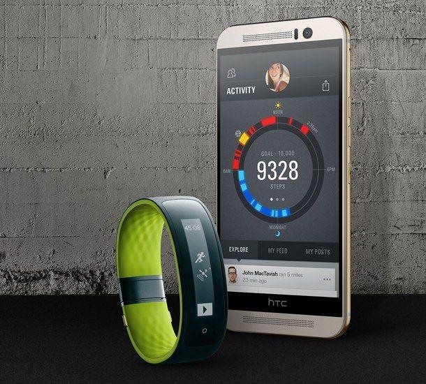 HTC One M9 и Grip