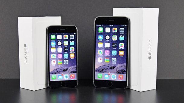 iPhone 6, iPhone 6 Plus, комиссионный рынок