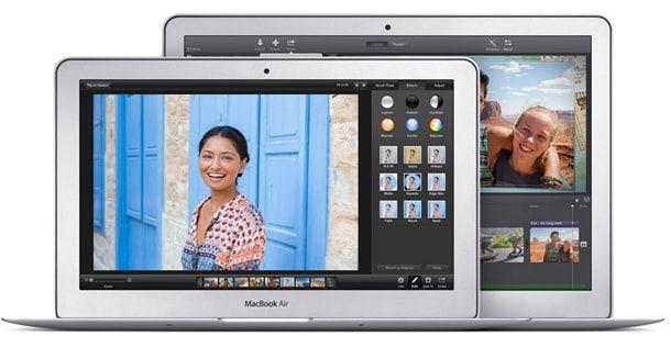 MacBook Air, обновление, Apple