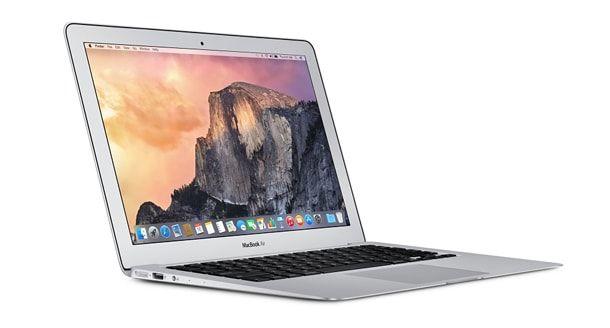 MacBook Air, Apple, обновление
