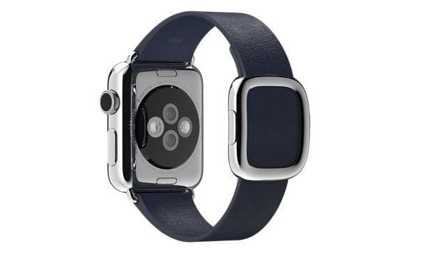 ремешок с современной пряжкой для Apple Watch