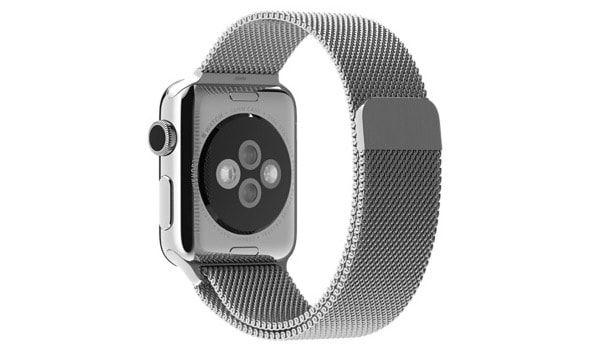 Миланский сетчатый браслет для Apple Watch