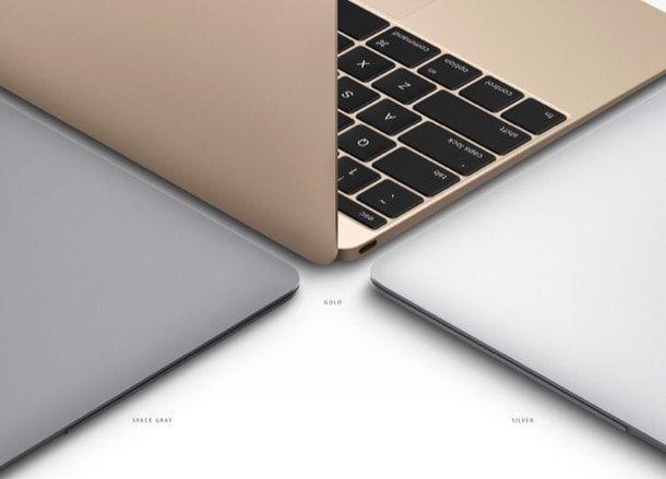 новый Apple MacBook