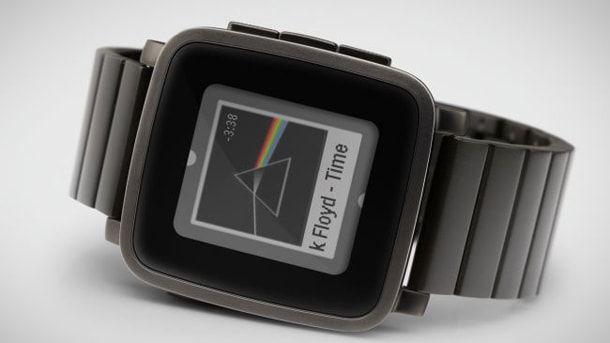 Pebble, умные часы