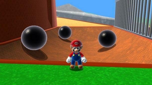 Super Mario 64 запустили на iPhone 6