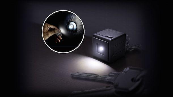 Универсальный брелок WonderCube-9