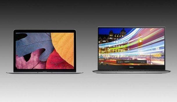 Dell xps 15 против macbook