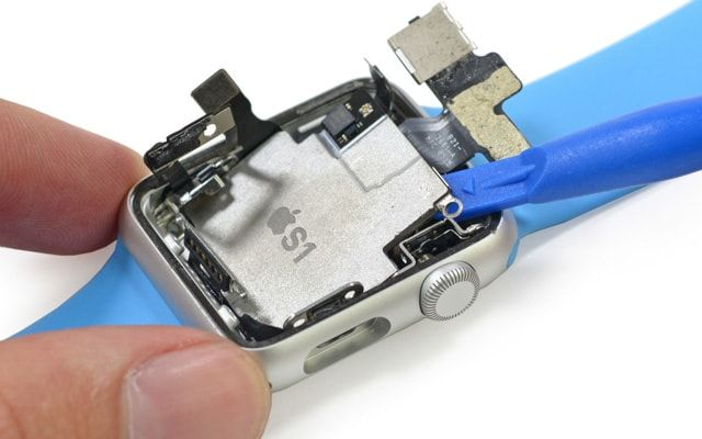 Apple watch, iFixit