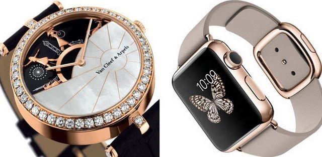 Apple Watch, Swiss Watch