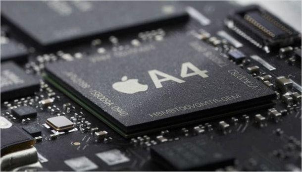 Apple, A4, процессор