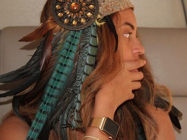 Beyonce, Apple Watch