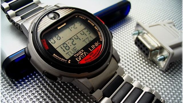 Data Link 150 Watch, умные часы