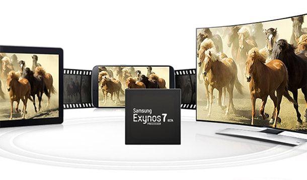 Exynos 7 Octa, Samsung