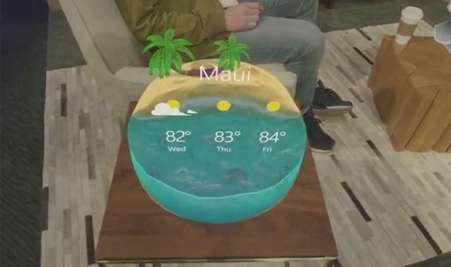 HoloLens, Microsoft