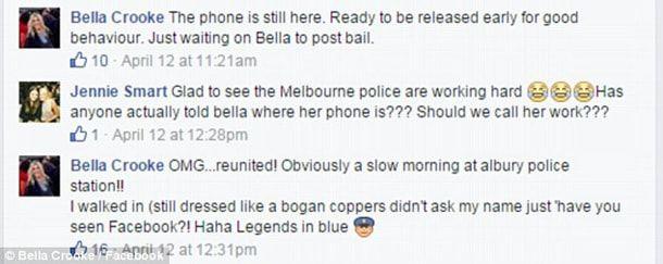 полиция, селфи