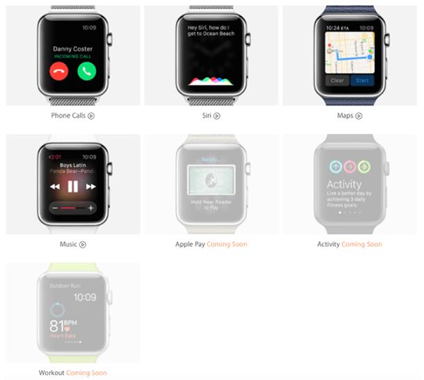Apple Watch, видео, инструкции