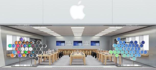 Apple Store, Watch