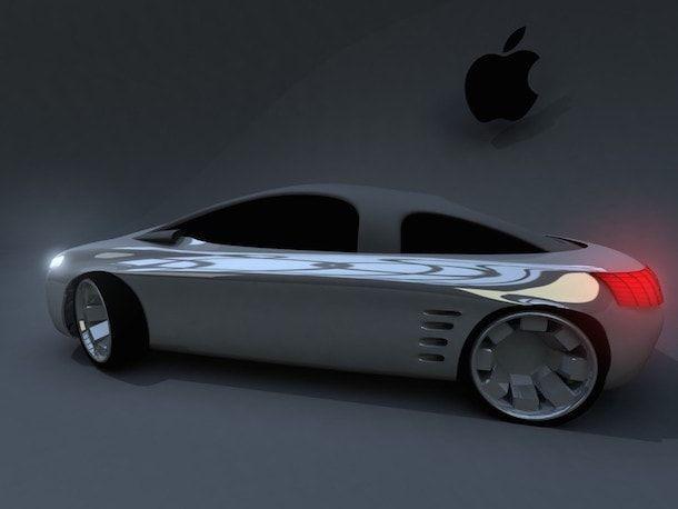 Автомобиль Apple Car