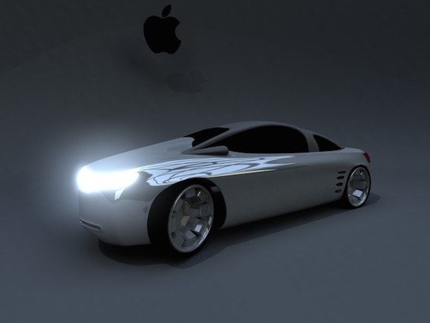 Автомобиль Apple Car