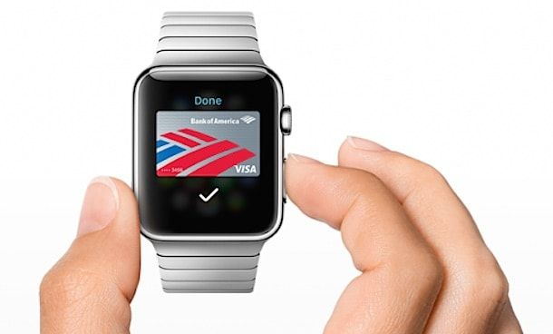Активация Apple Pay на Apple Watch