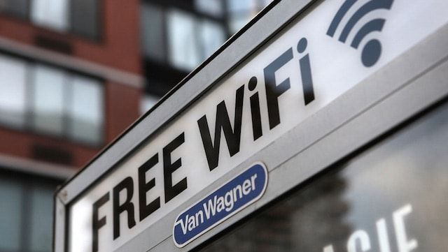 free wi-fi new york city