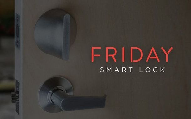 Friday Smart Lock