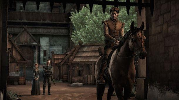 Game of Thrones: A Telltale Games Series для iPhone и iPad